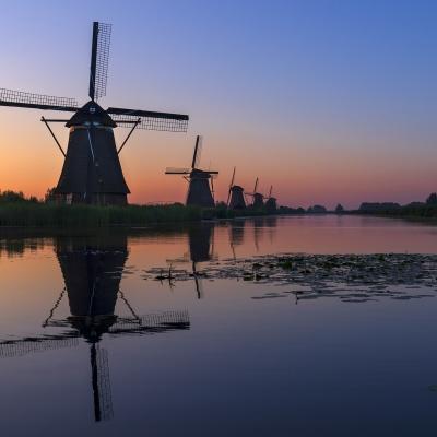 <strong>Kinderdijk</strong>