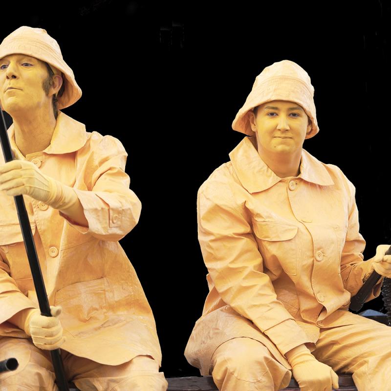 <strong>MaTTo  Straattheater met BEET</strong><br><p>Leidens Ontzet 2015</p>