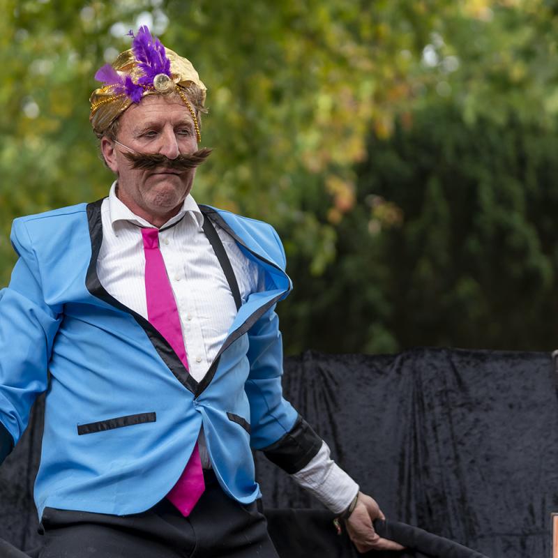 <strong>Cirque Frappé: The Zambini's</strong><br><p>Leidens Ontzet 2018</p>
